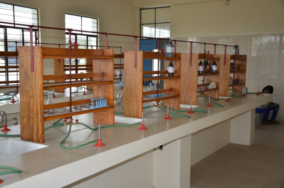 Staford School Laboratories